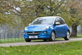 Vauxhall ADAM 1.0i Turbo 115PS review