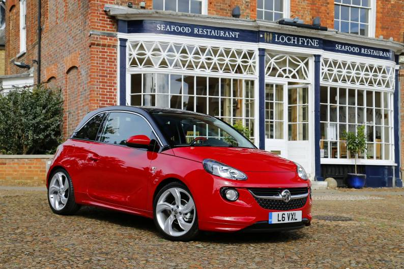 Vauxhall ADAM 1.4 87PS review