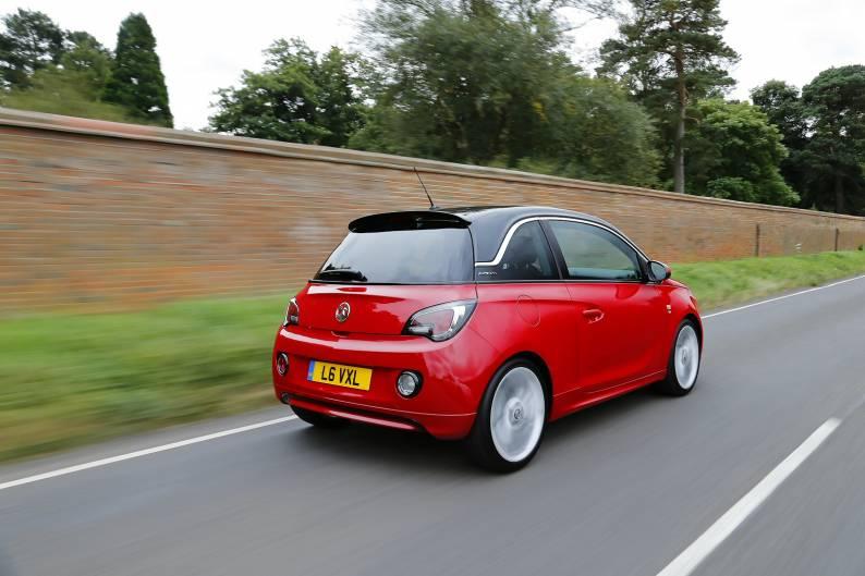 Vauxhall ADAM 1.4i 16v 100PS review