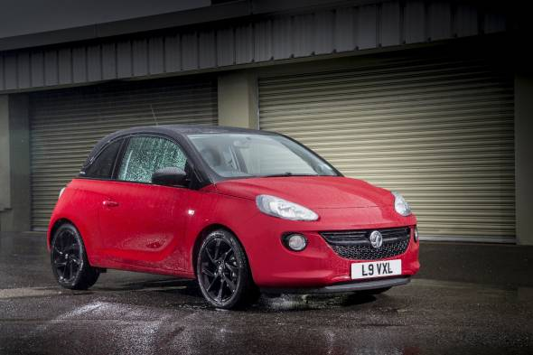 Vauxhall ADAM Energised review