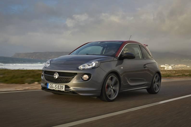Vauxhall ADAM S review