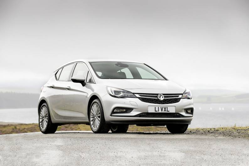 Vauxhall Astra 1.6 CDTi 110PS BlueInjection review