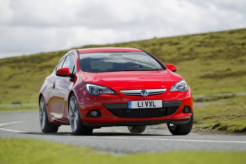 Vauxhall Astra GTC 1.6 Ecotec review