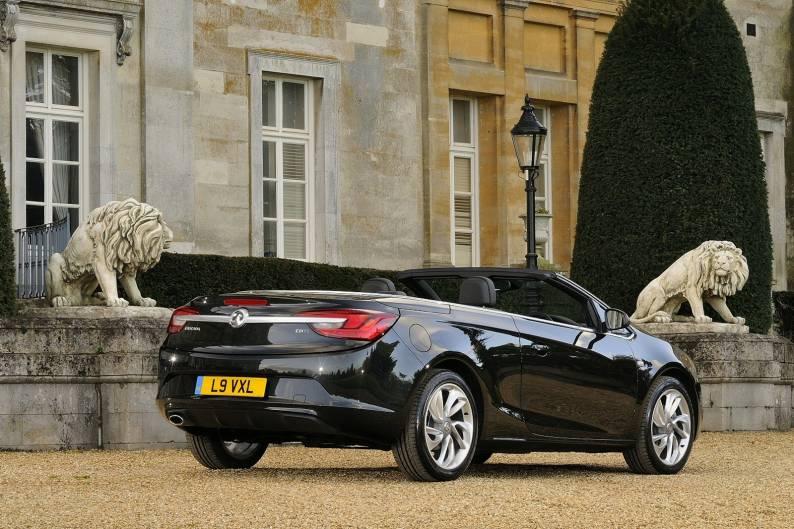 Vauxhall Cascada review
