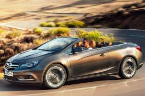 Vauxhall Cascada review