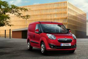 Vauxhall Combo review