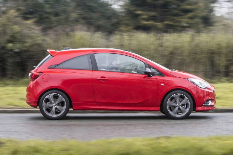 Vauxhall Corsa Red Edition review