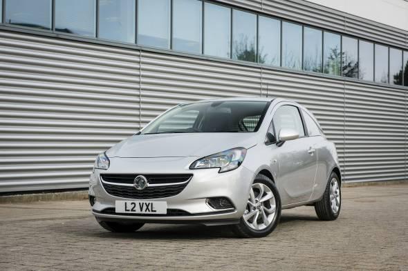 Vauxhall Corsavan review
