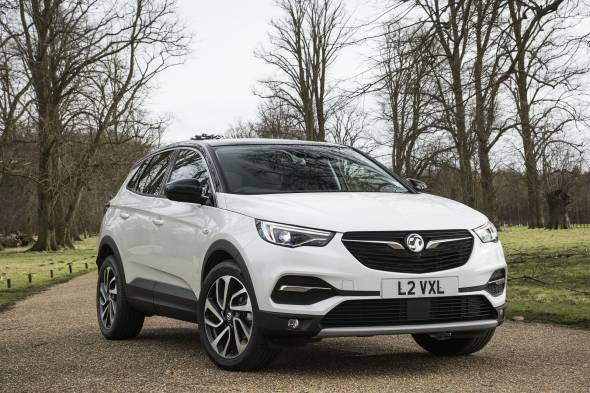 Vauxhall Grandland X review