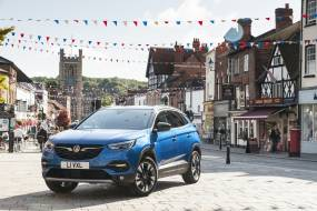 Vauxhall Grandland X 1.2 Turbo review