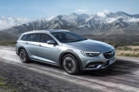 Vauxhall Insignia Country Tourer review