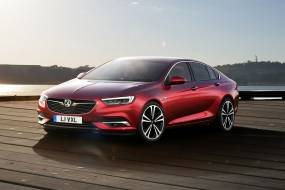 Vauxhall Insignia Grand Sport review