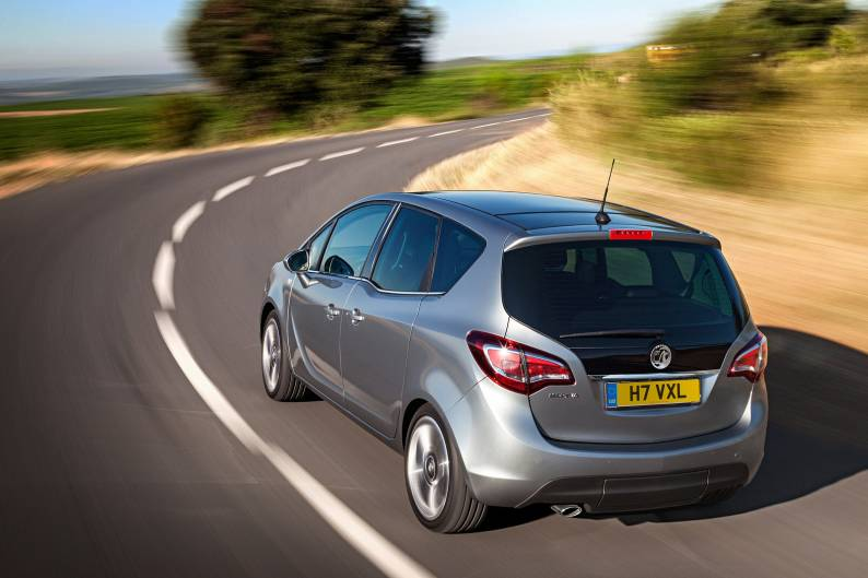 Vauxhall Meriva review