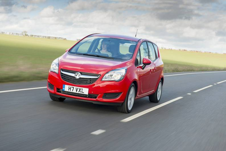 Vauxhall Meriva 1.6 CDTi review