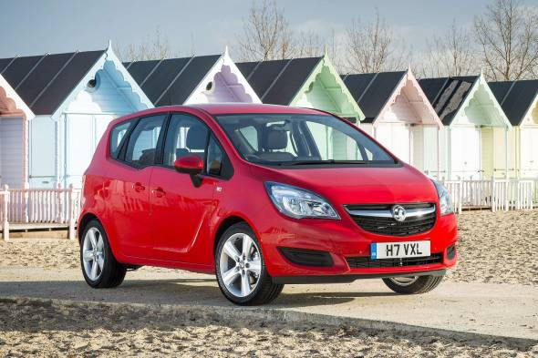 Vauxhall Meriva 1.6 CDTi review