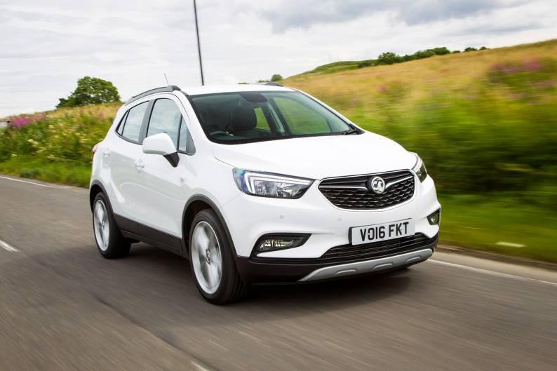 Vauxhall Mokka X 1.6 CDTi review