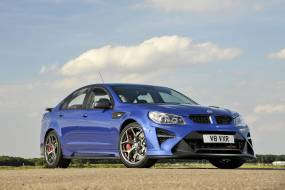 Vauxhall VXR8 GTS-R review