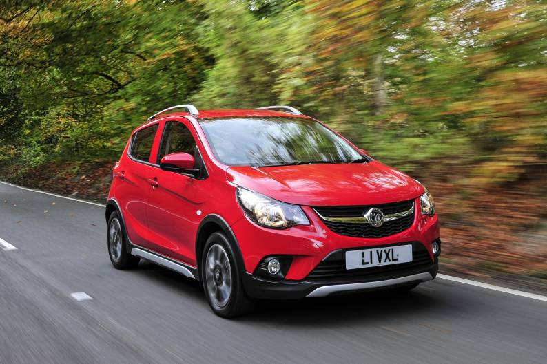 Vauxhall Viva Rocks review
