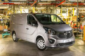 Vauxhall Vivaro review