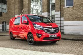 Vauxhall Vivaro DoubleCab review