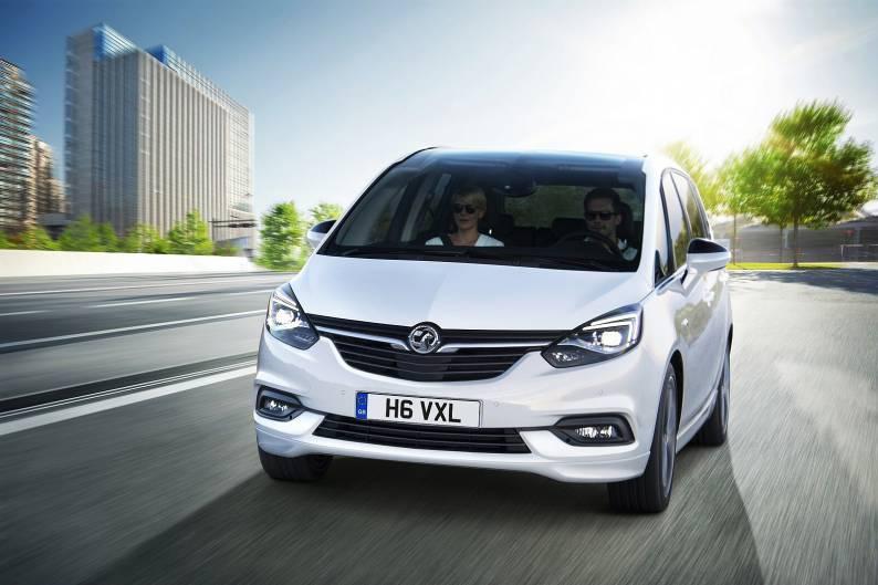 Vauxhall Zafira Tourer 1.4 Turbo review