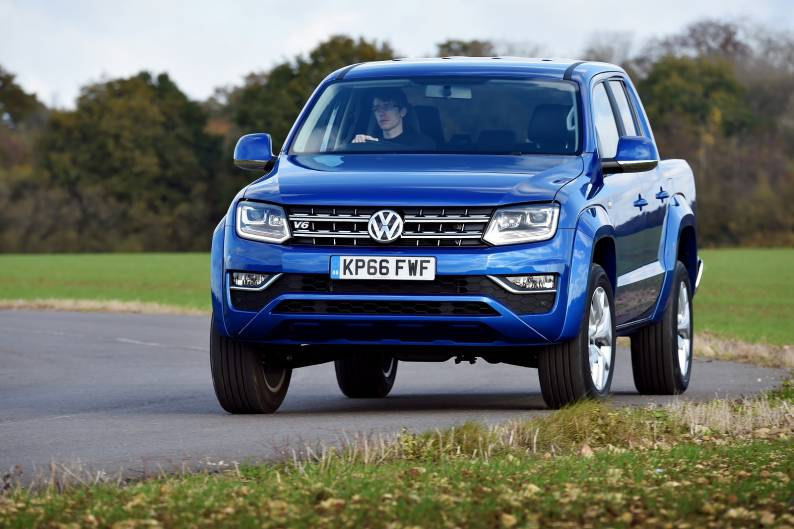 Volkswagen Amarok review