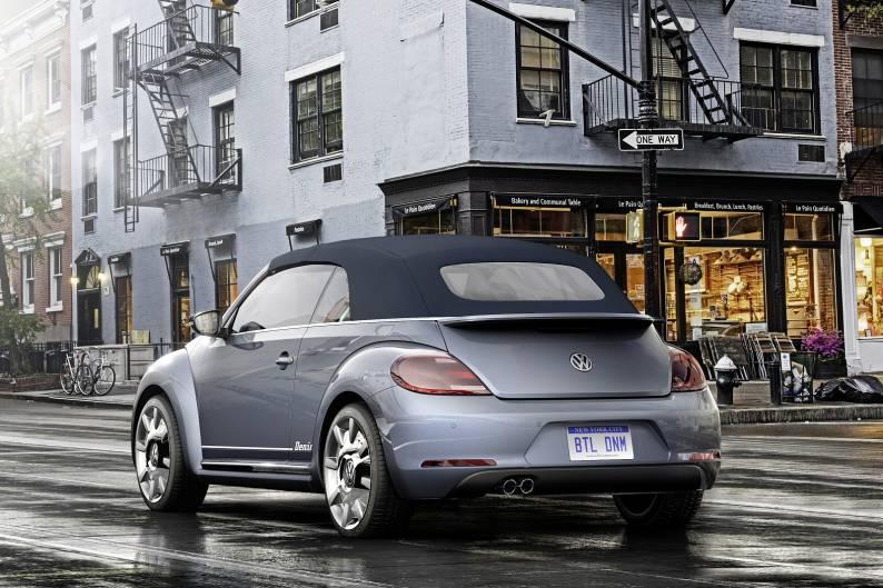 Volkswagen Beetle Cabriolet review