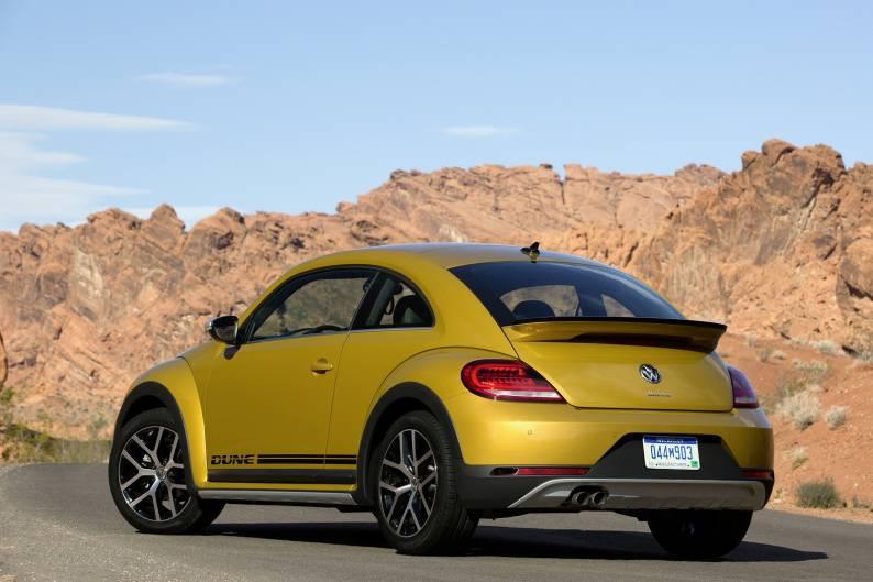 Volkswagen Beetle Dune review
