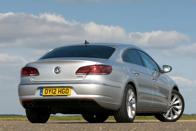 Volkswagen CC review