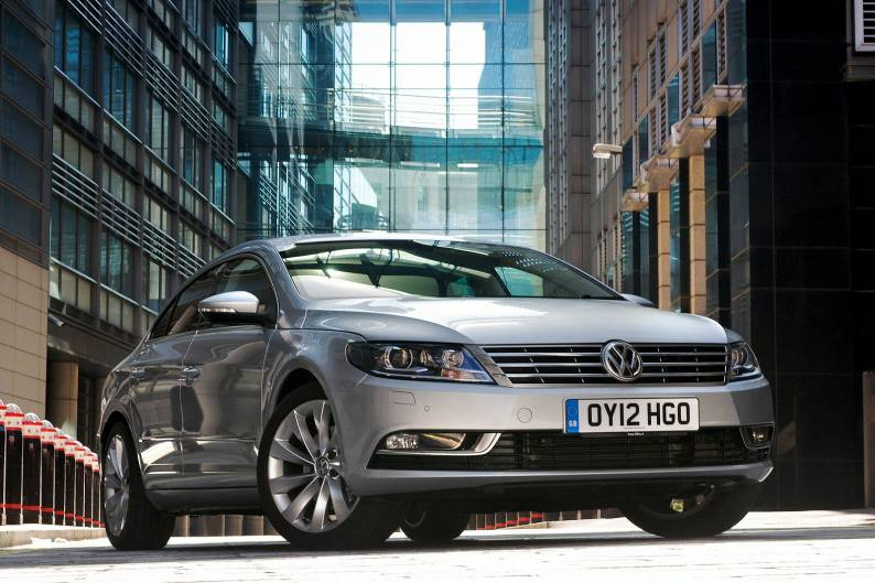Volkswagen CC 2.0 TDI 140PS BlueMotion Technology review
