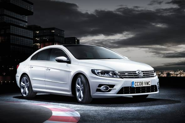 Volkswagen CC R-Line review