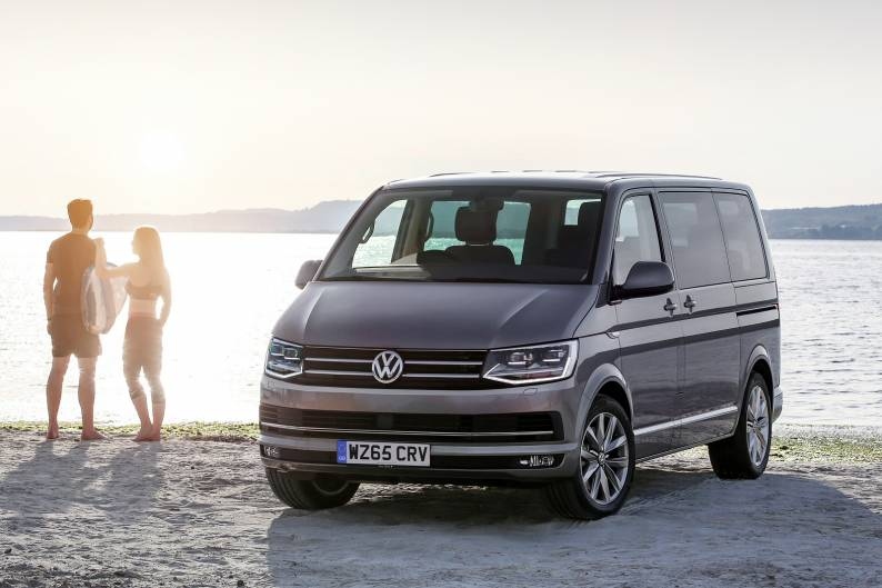 Volkswagen Caravelle (1991 - 2003) used car review | Car