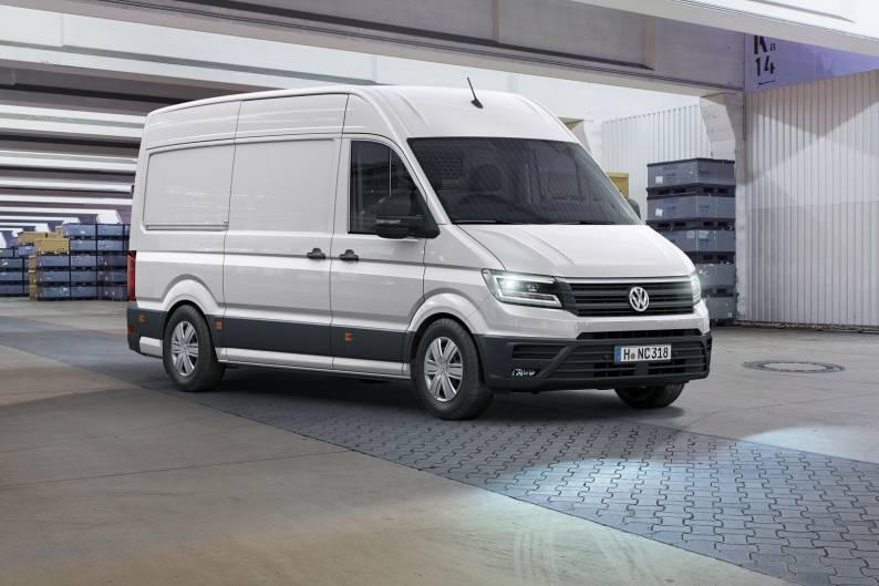 Volkswagen Crafter review