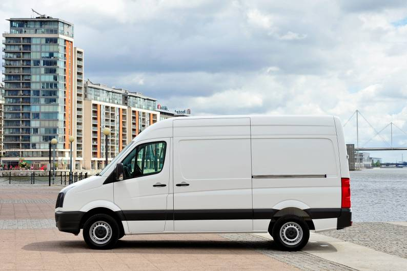 Volkswagen Crafter (2006 - 2016) used car review | Car review | RAC