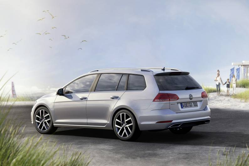 Volkswagen Golf Estate review