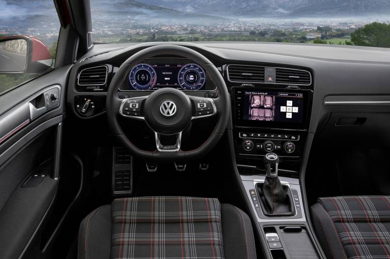 Volkswagen Golf GTI review