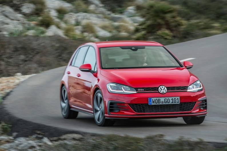 Volkswagen Golf GTI Performance review