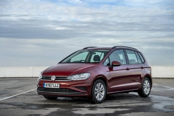 Volkswagen Golf SV 1.5 TSI EVO review