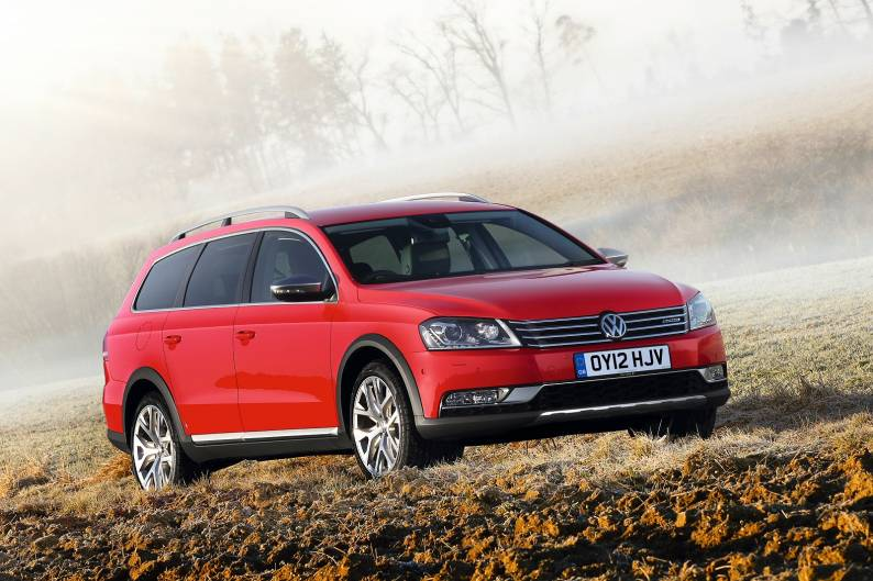 Volkswagen Passat Alltrack (2012 - 2015) used car review