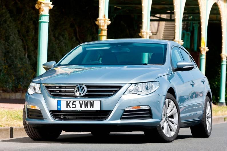 Volkswagen Passat CC (2008 - 2012) used car review