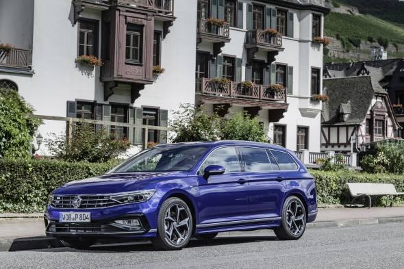 Volkswagen Passat Estate review