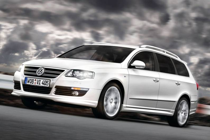 Volkswagen Passat 2005 2010 Used Car Review Car Review Rac Drive