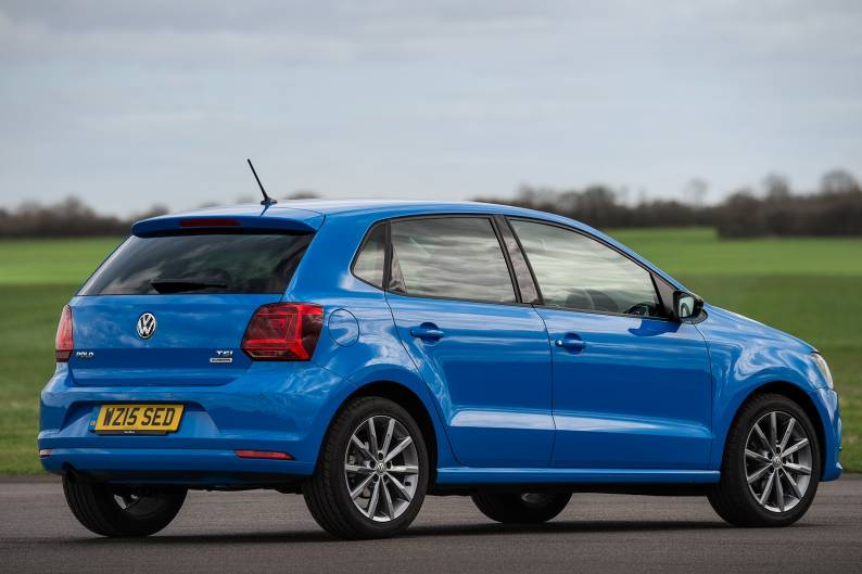 volkswagen polo 1 0 tsi 110ps r line review car review rac drive. Black Bedroom Furniture Sets. Home Design Ideas