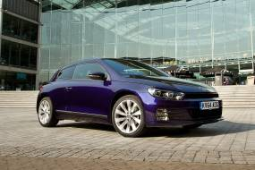 Volkswagen Scirocco GT 2.0 TSI review