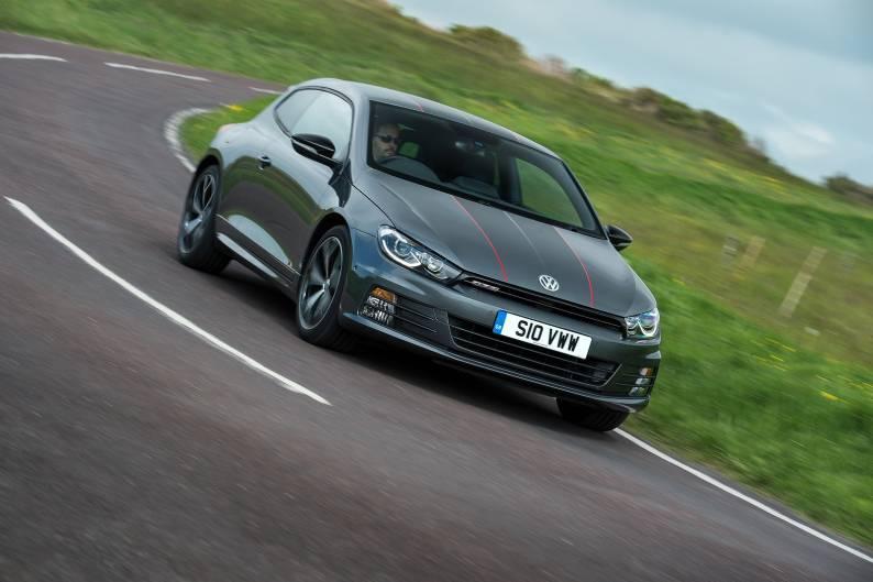 Volkswagen Scirocco GTS review