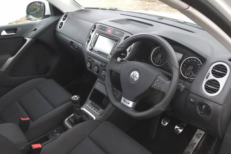 Volkswagen Tiguan review