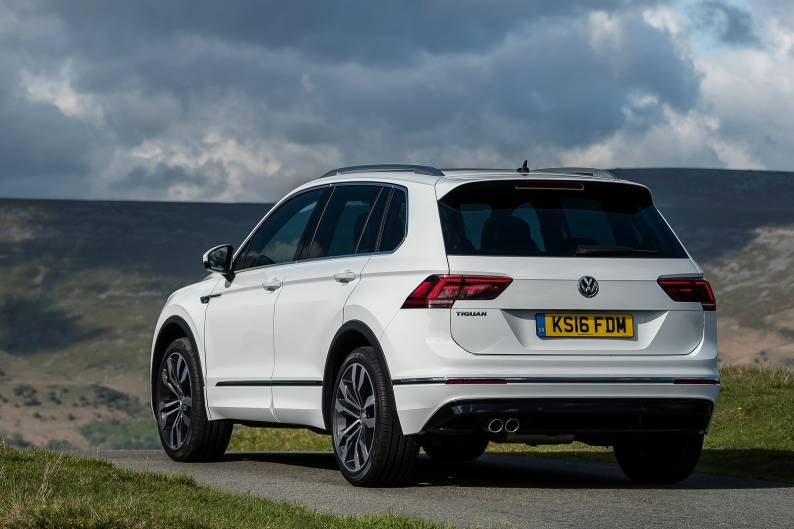 Volkswagen Tiguan 1 4 Tsi 150ps Act Review Car Review