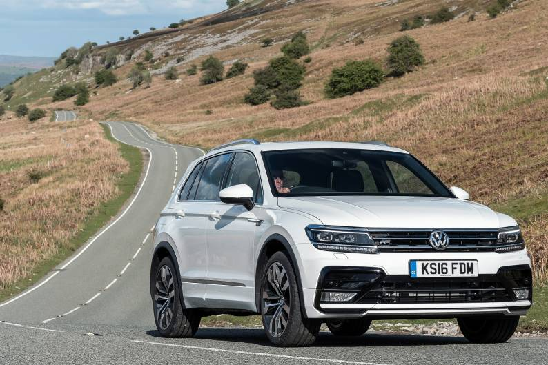 Volkswagen Tiguan 1.4 TSI 150PS ACT review