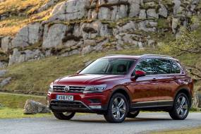 Volkswagen Tiguan 2.0 TDI 150PS 4MOTION review