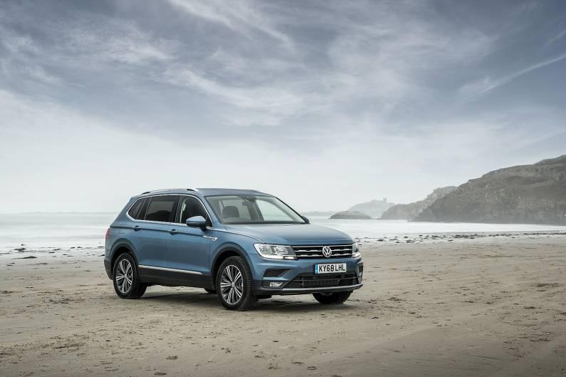 Volkswagen Tiguan Allspace review